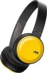 Casque audio sans-fil JVC HA-S30BT-B-E - jaune ou rouge
