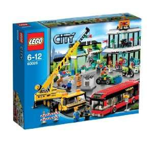 Lego City 60026 - Le carrefour de la ville