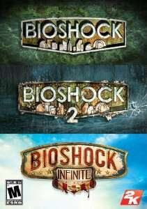 Bioshock Triple Pack sur PC (Steam)