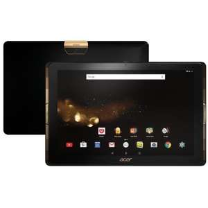 "Tablette 10.1"" Acer Iconia Tab 10 Noir - Full HD, MT8163, RAM 2 Go, eMMC 64 Go, Android 6.0 (via ODR de 50€)"