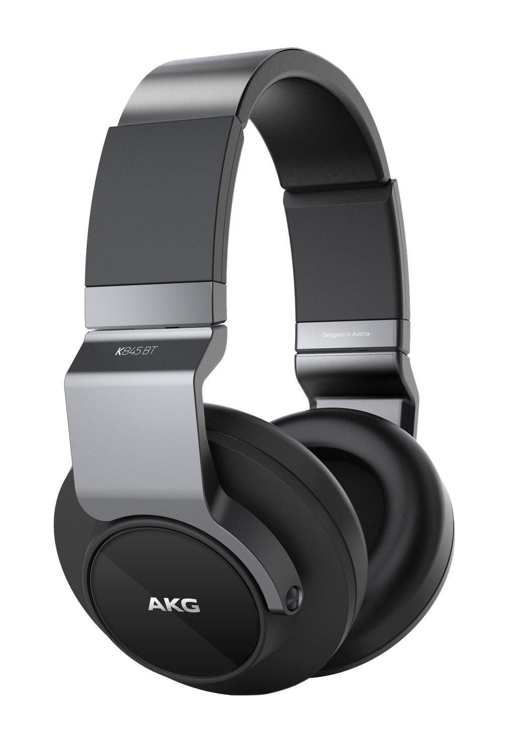 Casque AKG K-845BT Bluetooth avec microphone - Noir