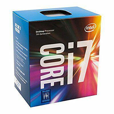 Processeur Intel Core Kabylake i7-7700 3.60 GHz