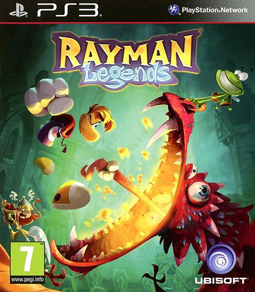 Rayman Legends sur XBOX 360, PS Vita