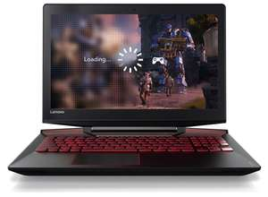"PC Portable 15"" Lenovo Legion Y720-15IKB - i5-7300HQ, 12 Go de Ram, 256 Go SSD+1To HDD, GeForce GTX 1060 6Go"