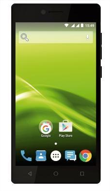 """Smartphone 5"""" Selecline - 1 Go RAM, 8 Go, Android 6.0 Noir"""