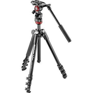 Kit trépied Manfrotto Live Befree