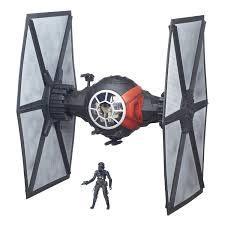 Vaisseau Tie Fighters avec pilote - Star Wars Black series Hasbro