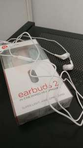 Ecouteurs intra-auriculaires Motorola earbuds 2