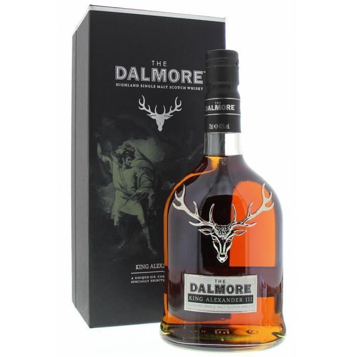 Whisky Dalmore King Alexander III