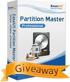 Logiciel EaseUS Partition Master Pro 11.8 gratuit sur PC