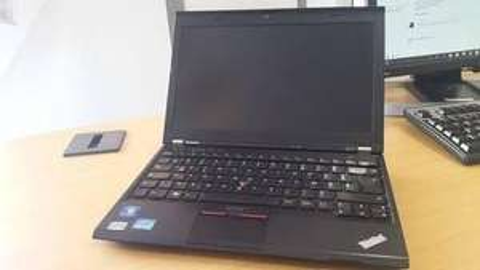 "PC Portable 12.4"" Lenovo Thinkpad X230 - i5, 8Go Ram, SSD 240Go, Occasion"