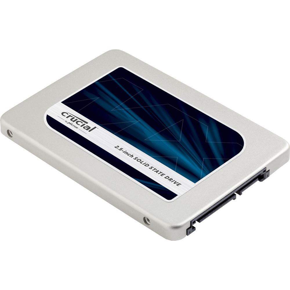 """SSD interne 2,5"""" Crucial MX300 (TLC 3D) - 525 Go"""