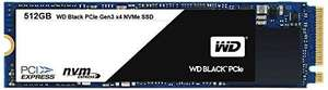SSD interne M.2 NVMe WD Black (TLC) - 512 Go