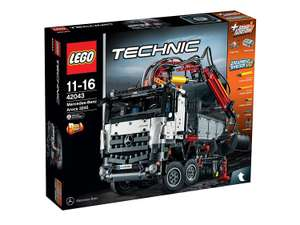 Jeu de construction Lego Technic Mercedes-Benz Arocs 3245 Truck - 42043