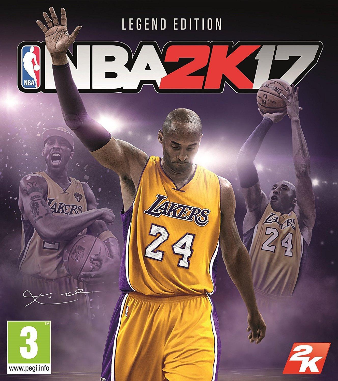 NBA 2K17 Legend Edition sur PC (Dématérialisé,Steam)