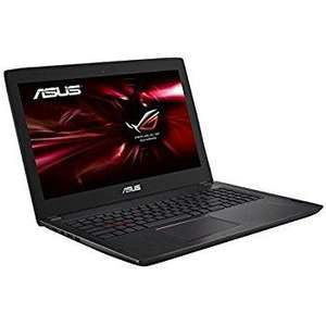 "PC Portable 17"" Asus ROG FX753VD-GC174T - Full HD, i5, 8 Go, 1 To + SSD 128 Go, GTX 1050 (4g), Windows 10"
