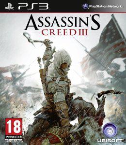 Assassin's Creed III sur PS3 [Import Italien, jeu en Français]