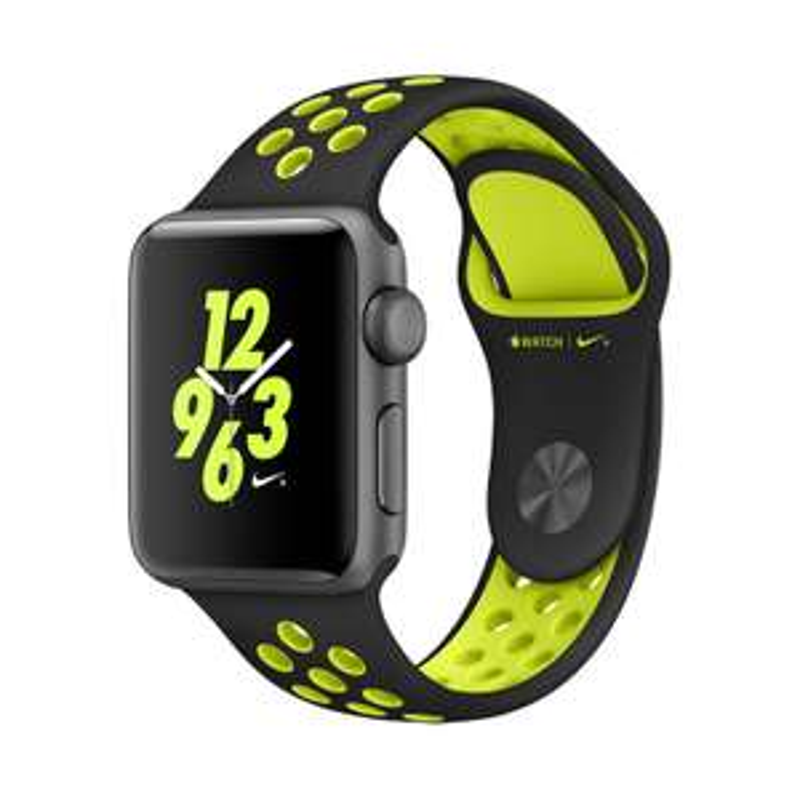 Montre connectée Apple Watch Nike+ - 38mm