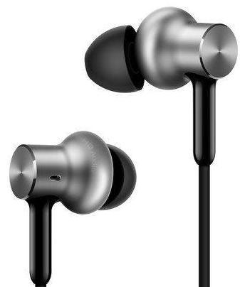 Écouteurs intra-auriculaires Xiaomi Piston 4 Hybrid Pro - Silver