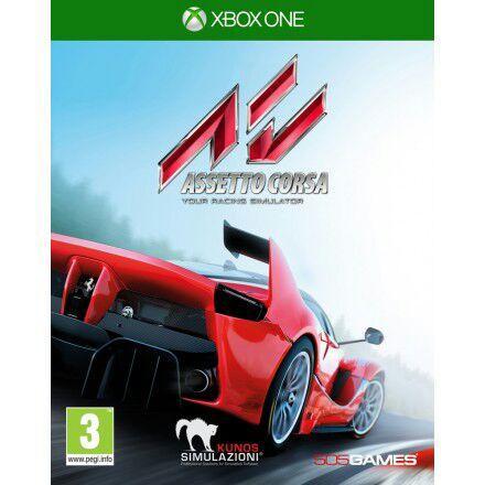 Assetto Corsa sur Xbox One sur le site et en magasin
