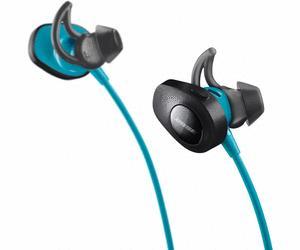 Écouteurs intra-auriculaires sans-fil Bose SoundSport - bleu