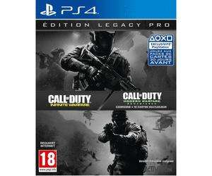 Call of Duty : Infinite Warfare - Édition Legacy Pro sur PS4 et Xbox One