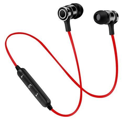 Écouteurs intra-auriculaires sans-fil G3 - rouge