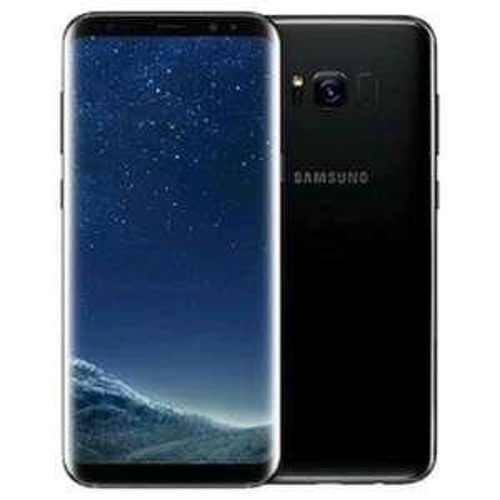 "Smartphone 6.2"" Samsung Galaxy S8+ - 4 Go de RAM, 64 Go, noir, version TIM"