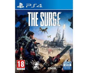 The surge sur PS4 et Xbox One - avec steelbook