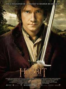 Sélection de DVDs à 2€ - Ex : Le Hobbit