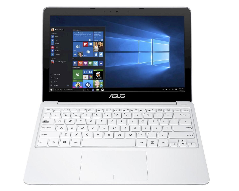 "PC portable 11.6"" Asus X206HA-FD0094T - Atom x5, 4 Go de RAM, 32 Go"