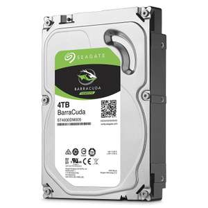 "Disque dur interne 3.5"" Seagate Barracuda ST4000DM005 - 4 To"