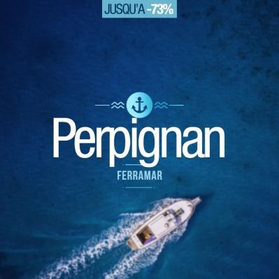 Sélection de permis bateau en promotion - Ex : Permis bateau côtier sur Perpignan