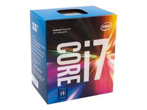 Processeur Intel  Core i7-7700K Kaby Lake