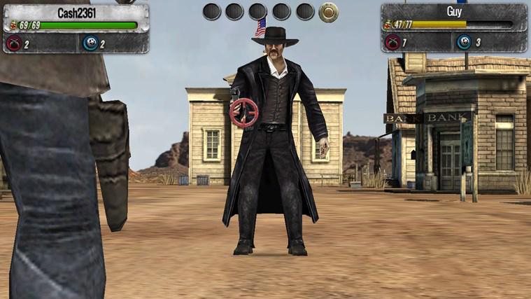 The Lone Rangers - jeu Windows 8.1 gratuit
