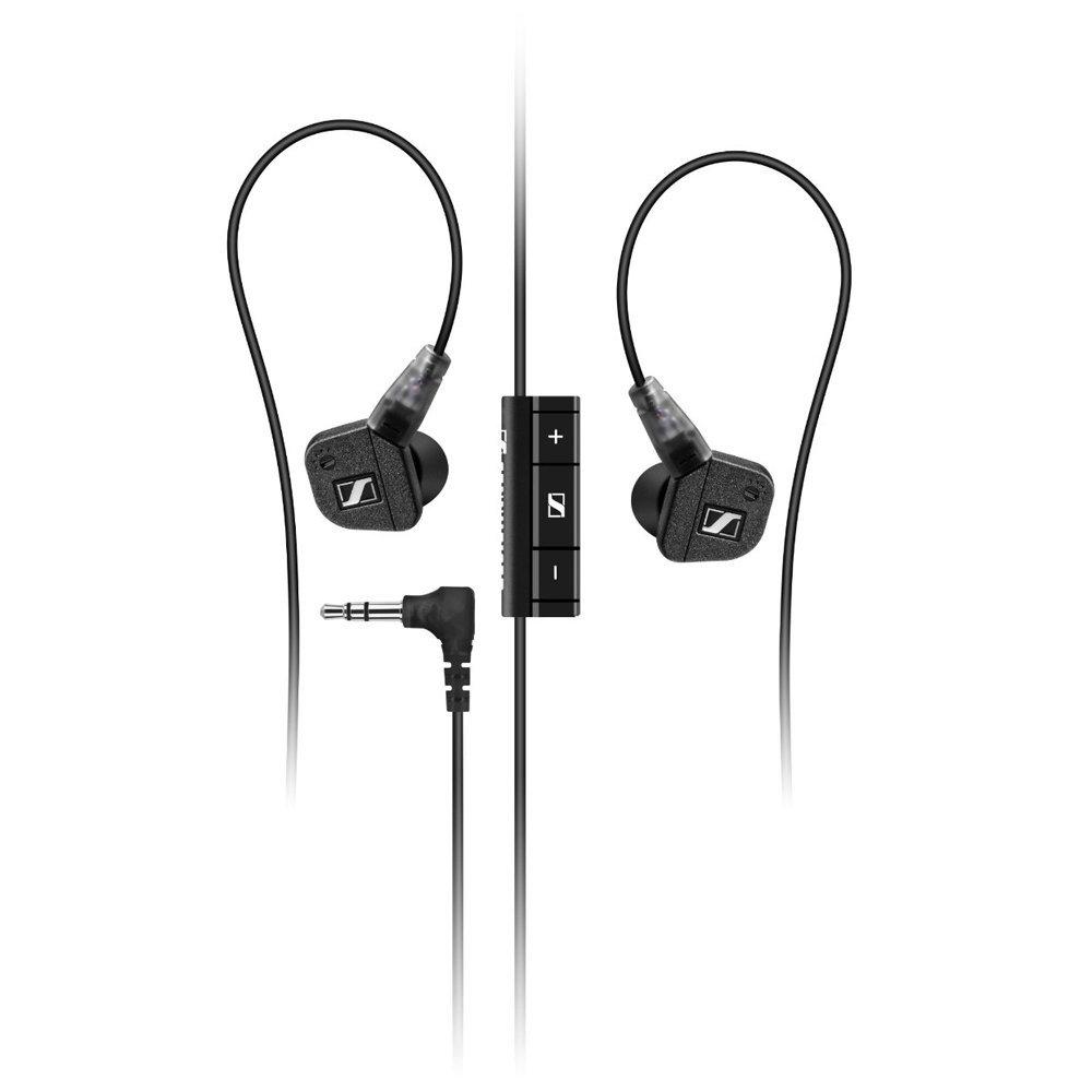 Écouteurs intra auriculaire haut de gamme Sennheiser ie8i + 50€ de bon d'achat