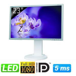 "Ecran PC NEC E231W LED 23"" Full HD Blanc / livraison gratuite"