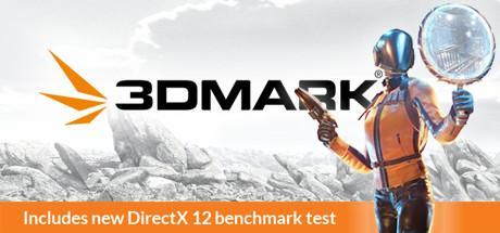 Logiciel 3DMark sur PC (Dématérialisé)