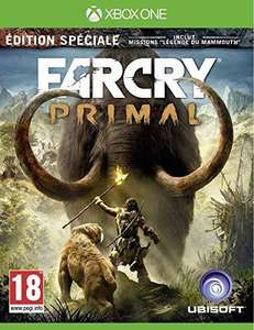 Far cry Primal Edition Speciale sur Xbox One et PS4