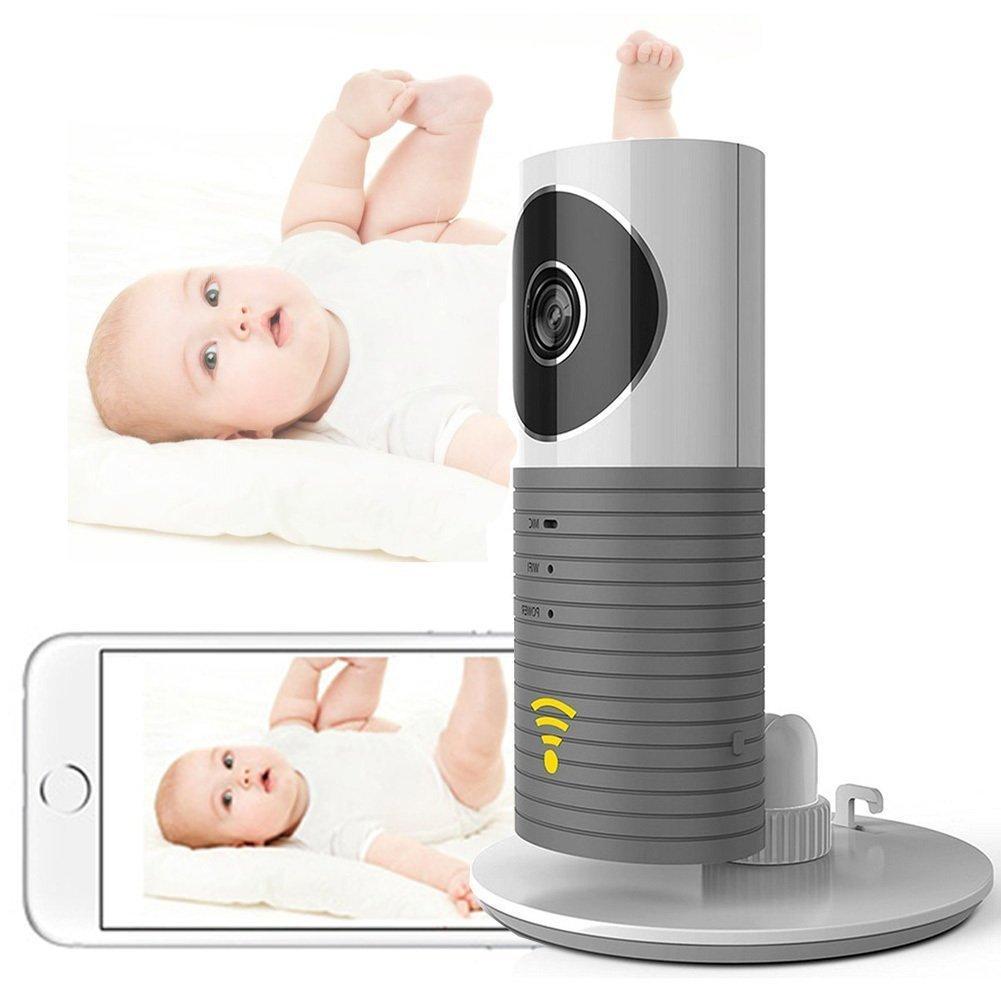 Babyphone vidéo Cadrim avec vision nocturne