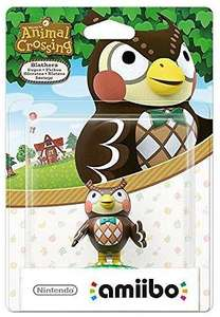 "Sélection de figurines Nintendo Amiibo ""Animal Crossing"" en promotion - Ex : Figurine Amiibo Thibou"