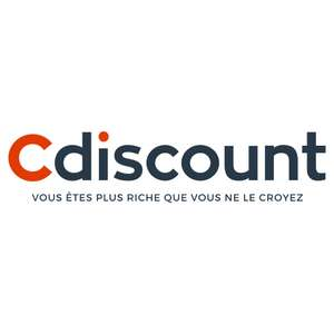 cdiscount volont livraison gratuite d s 10 d 39 achat. Black Bedroom Furniture Sets. Home Design Ideas