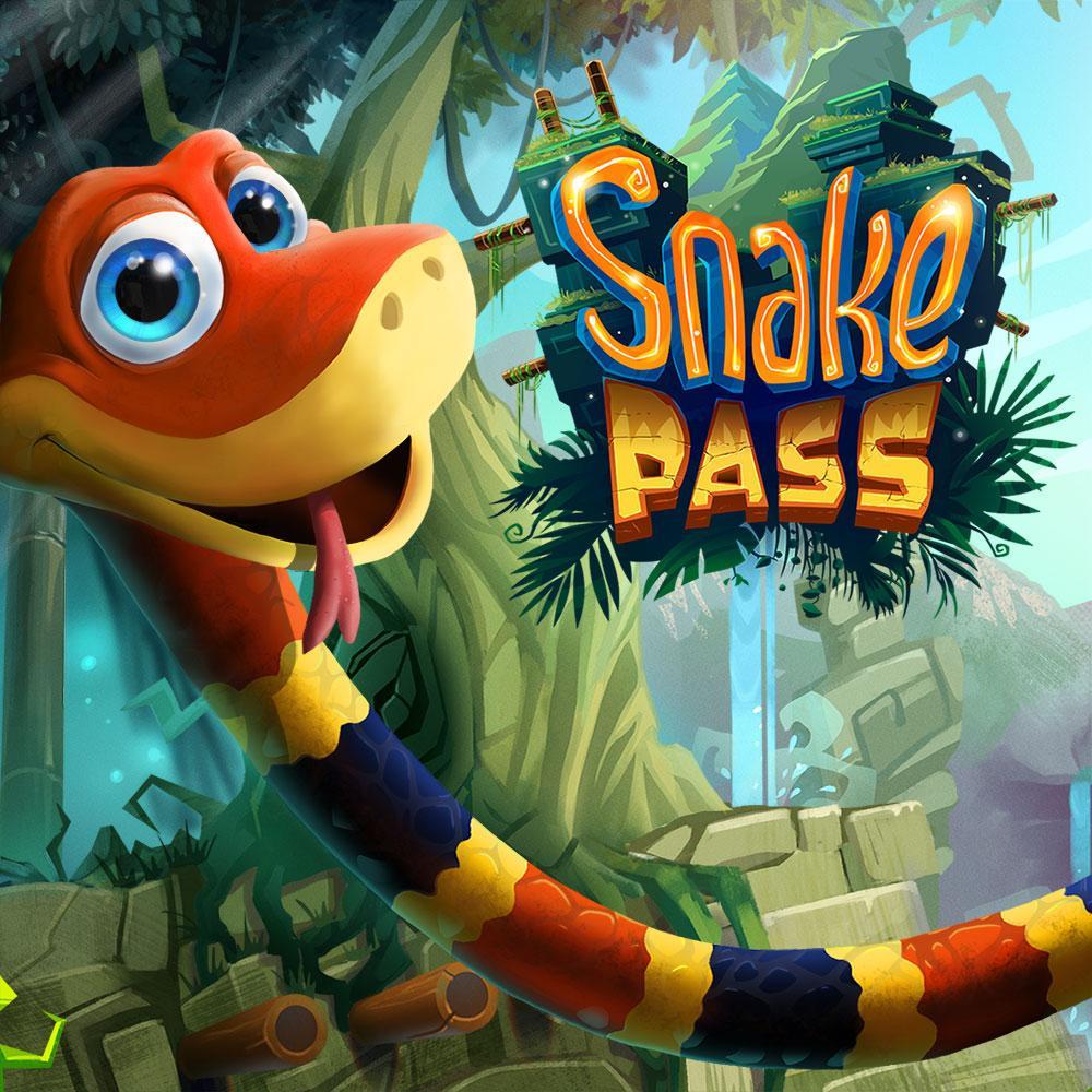 Snake Pass sur Switch (dématérialisé)