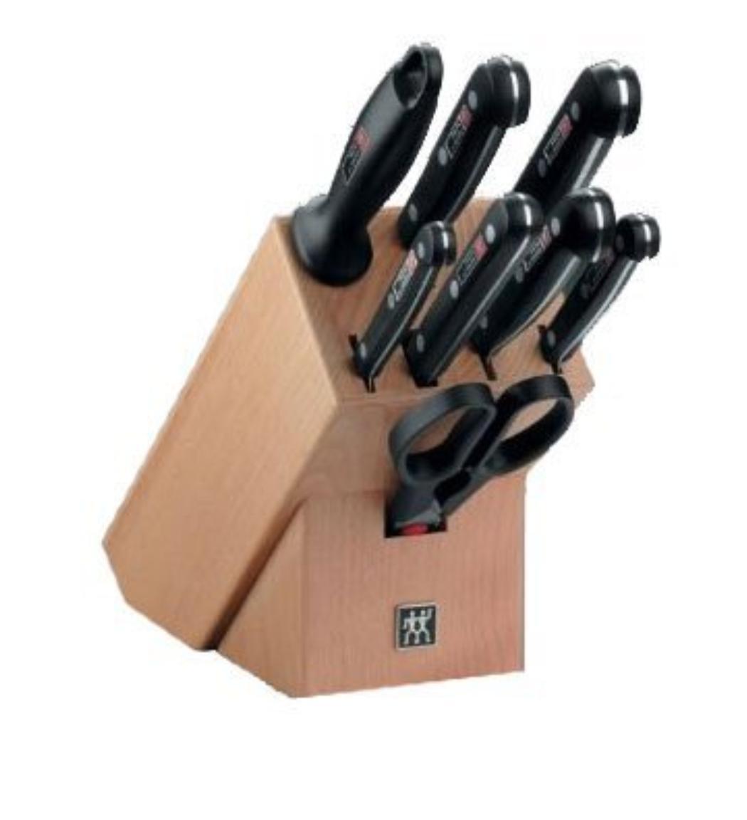 Bloc couteaux Zwilling Twin Gourmet 31665-000 avec couteaux