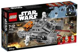 Jeu de construction Lego Star Wars Imperial Tank n°75152