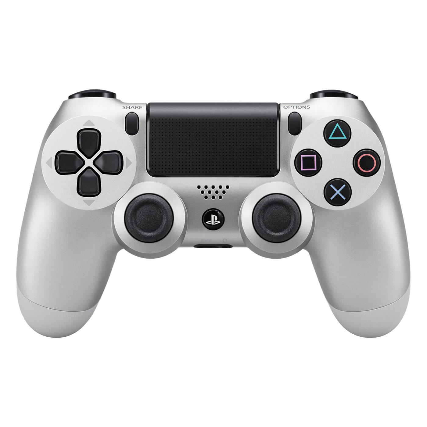 Sélection d'accessoires PS4 en promo - Ex : Manette PS4 Dualshock v2 - gris argenté