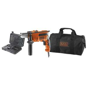 Perceuse filaire  Black & Decker  KR714S32-QS  - 710W
