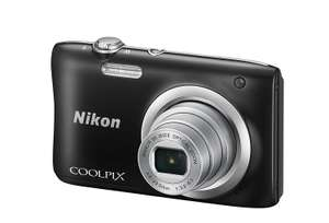 Appareil photo Compact Nikon Coolpix A100 - 20 Mpix