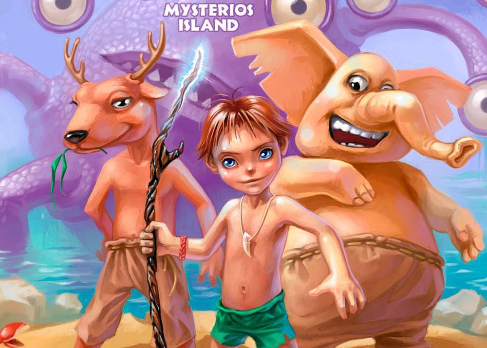 The Mysterious Island gratuit sur PC (dématérialisé)