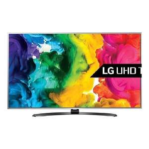 "Sélection de TV en promotion - Ex : TV 65"" LG 65UH668V - LED, UHD 4K, HDR Pro, Smart TV WebOS 3.0"